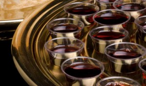 Communion glasses